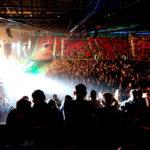 "Audio technology, Music festival ""the Time of bellflowers"" 2015, Cherepovets"